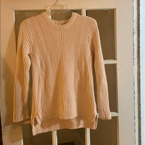 Madewell winter sweater
